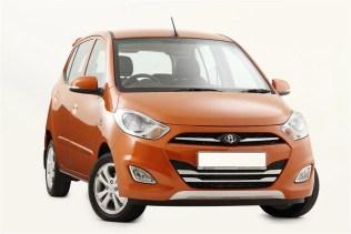 Hyundai i10 Colourz - 07 Orange