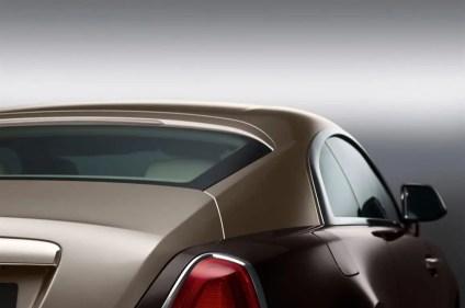 Rolls Royce Wraith (2013) - 09