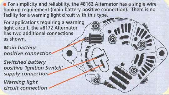 Nippondenso Alternator Wiring Diagram Single Wire   mwb ... on