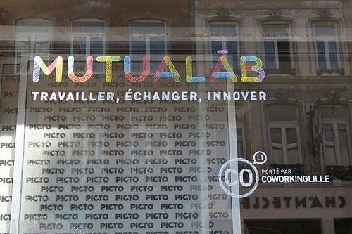 Mutualab, espace de coworking à Lille