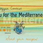Akdeniz Diyet Günü için Menü – Food Blogger Contest