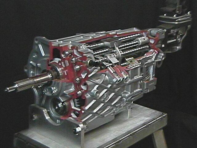 Technical information on the ZF 6 speed