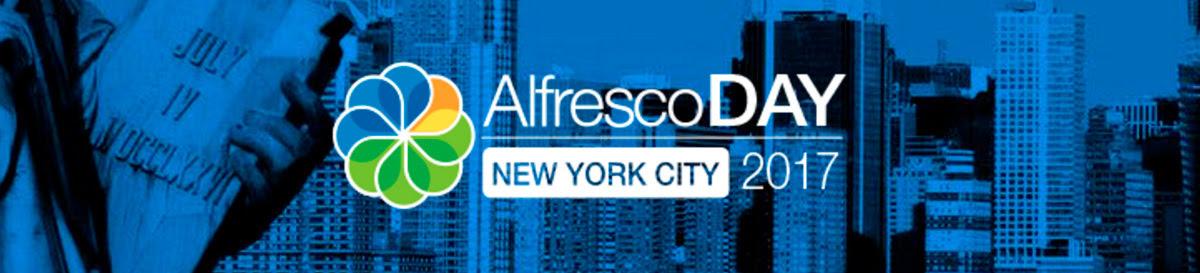 Alfresco Day NYC 2017