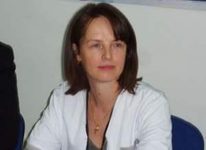 Managerul Spitalului Roman, medicul Maria Andrici