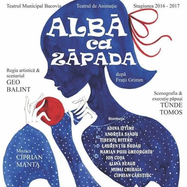 teatrul bacaovia - alba ca zapada 01