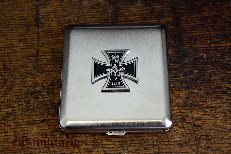 Cigarette Case Iron Cross 1813
