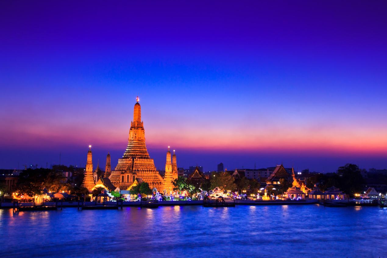 Travel Agency Wallpaper Hd Bangkok Stopover 4 Days Zicasso