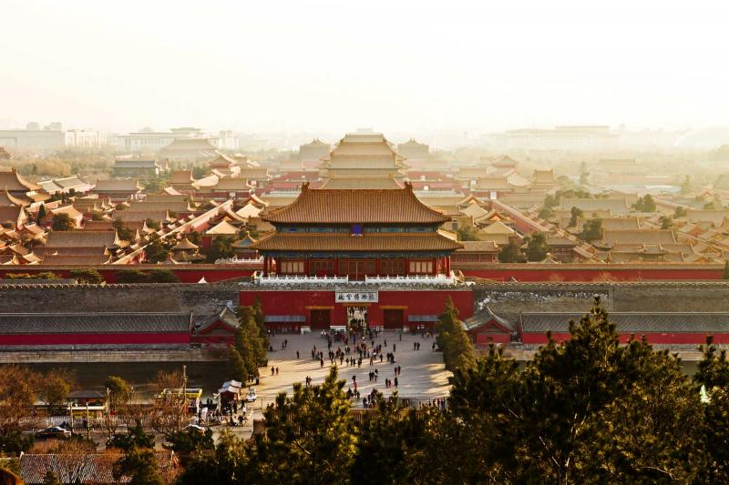 Free Early Fall Wallpaper China Rediscovering An Ancient Empire Zicasso