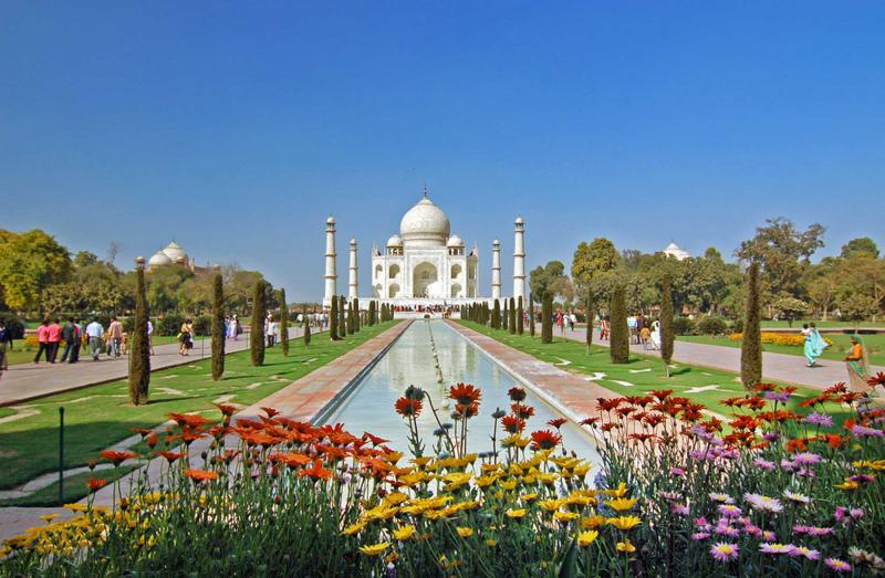 Taj Mahal Hd Wallpaper For Laptop Forts Palaces Amp Landscapes Of Splendid Rajasthan Zicasso