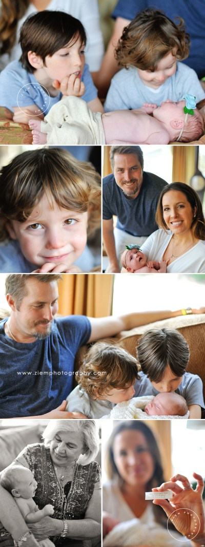 austin family newborn children lifestyle photography