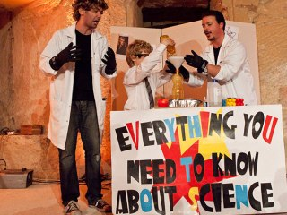 Everything you need to know about science<BR><BR> 8+