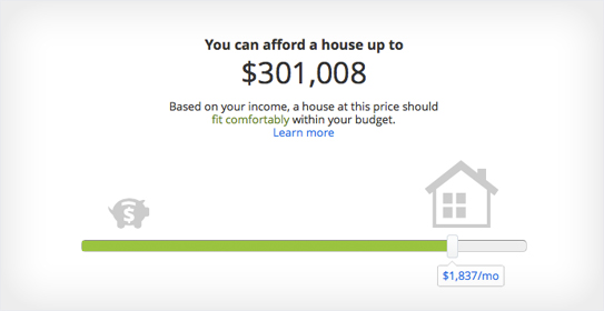 How Much House Can I Afford - Home Affordability Calculator Zillow