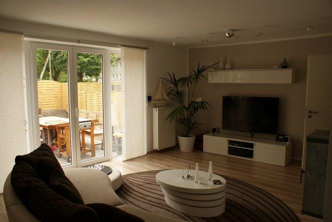20 Qm Wohnzimmer Einrichten  Wohnzimmer Unser Neues Zuhause Von Joande 30792