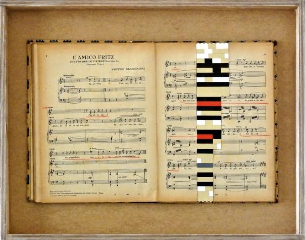 Databook (l'amico Fritz), libro e lego, 60x40