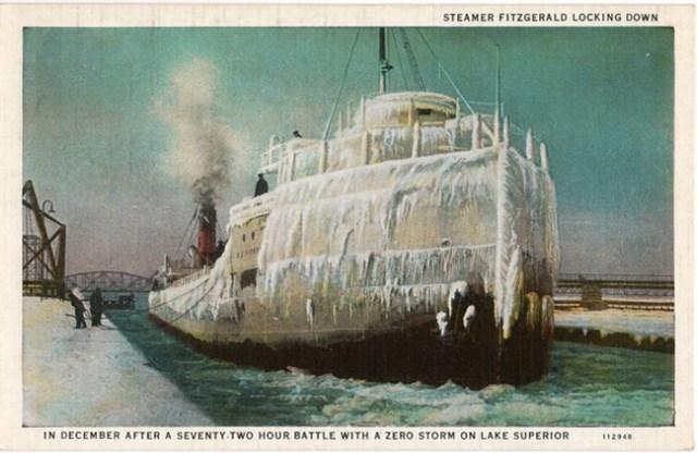Steamer W.E. Fitzgerald