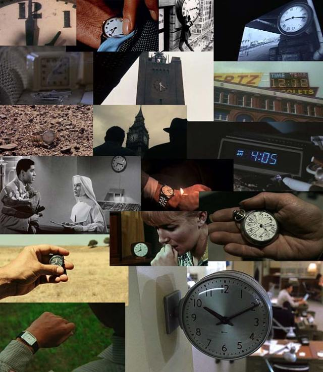 Christian Marclay - The Clock (composite)