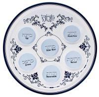 Disposable Seder Plates & Plastic Seder Plate - Disposable ...
