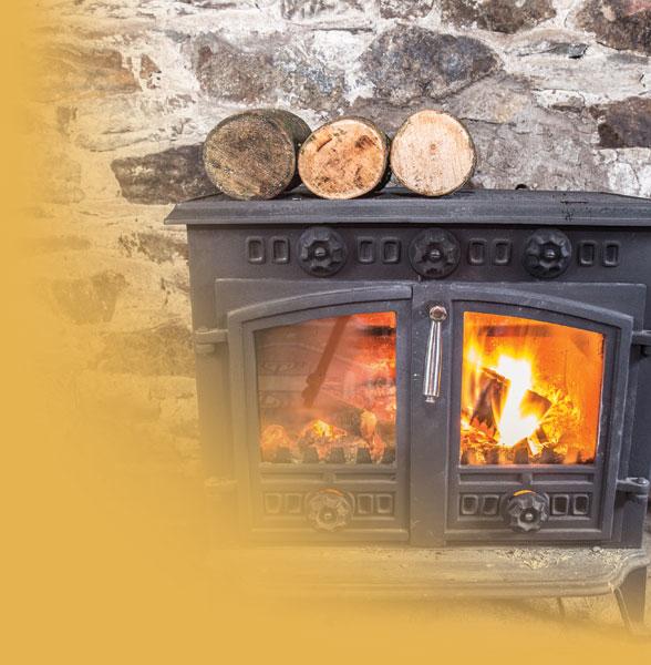 Wood Burning Stoves Ziptm Ireland