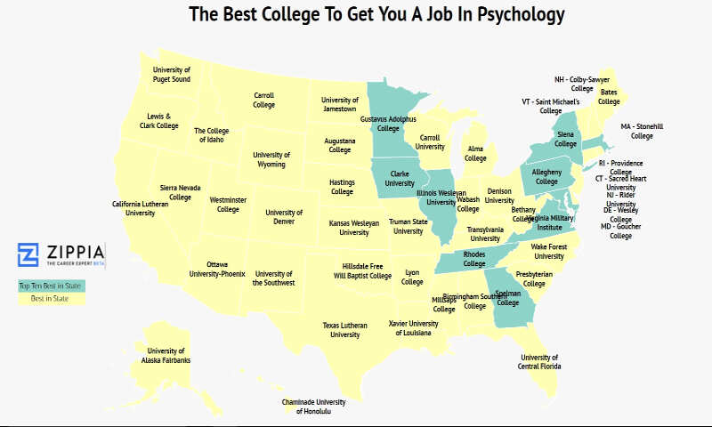 The 10 Toughest Majors For Finding Jobs After College - Zippia