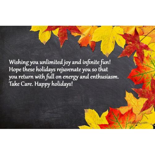 Medium Crop Of Happy Holidays Quotes
