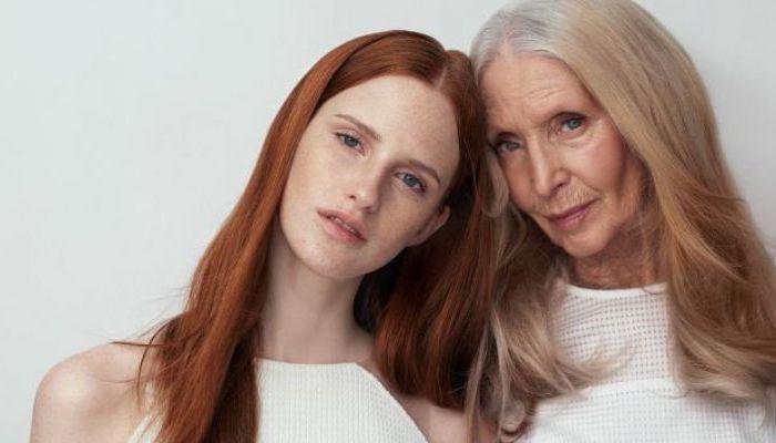 Pierwsza polska kampania reklamowa z udziałem 80-letniej modelki.