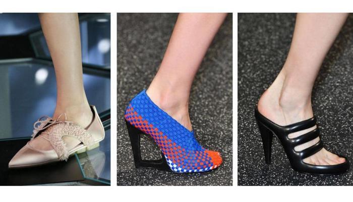 29 najmodniejszych butów – wiosna 2015