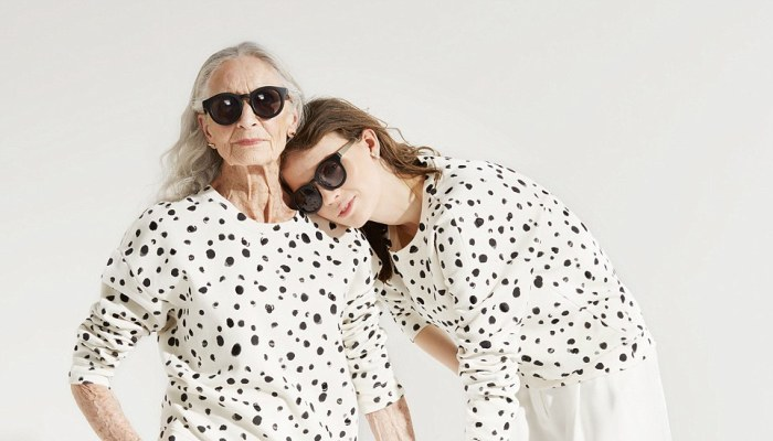 Najstarsza modelka na świecie to Daphne Selfe