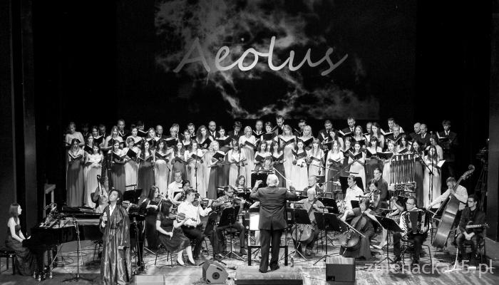 """Wielki koncert! """"Odyssea"""" Henri Seroka i Dominique Corbiau, Szczecin, 2017"""