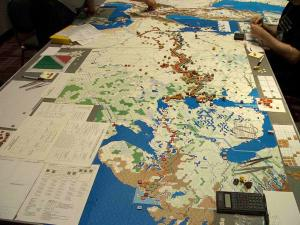 Monster wargame