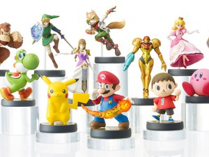 A collection of Super Smash Bros. Amiibo's.Photo Courtesy: Nintendo.com