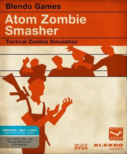 Happy Birthday: Atom Zombie Smasher!