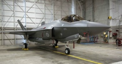 Australia busca ampliar el acuerdo de soporte sobre el F-35