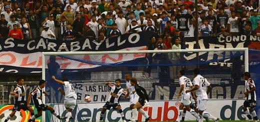 Alianza Lima vs cesar Vallejo