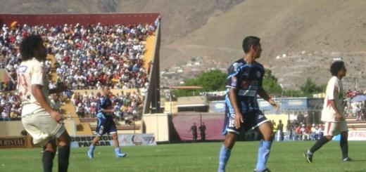 León de Huánuco vs César Vallejo