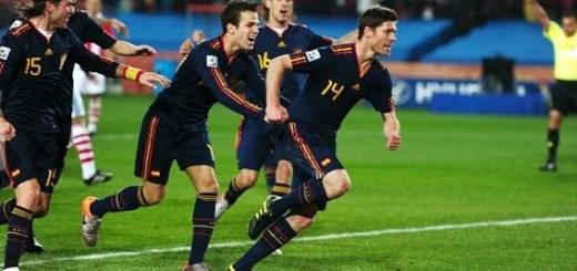 España-Paraguay