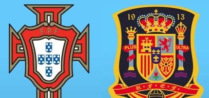 portugal vs españa