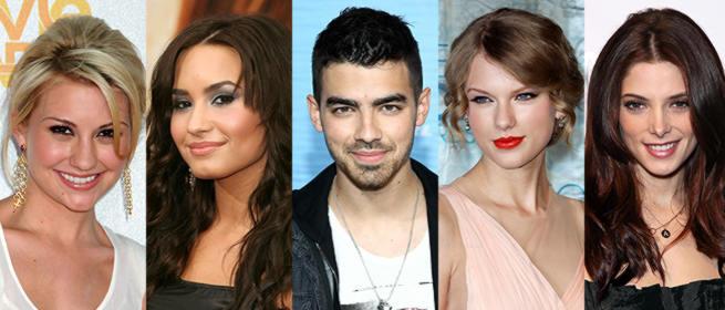Joe Jonas y sus famosas ex novias