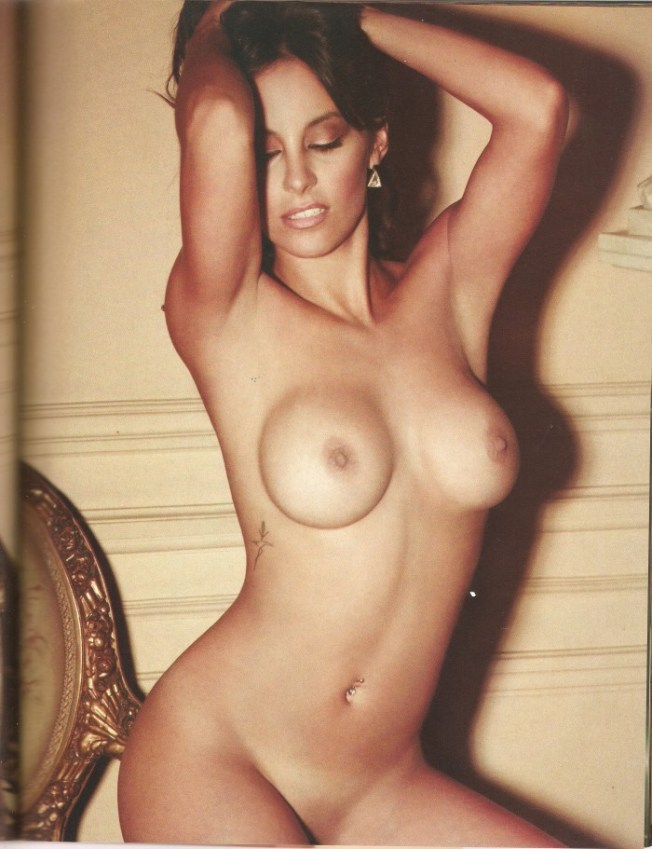 Lourdes Sanchez Playboy Abril 2013 zonabase (4)