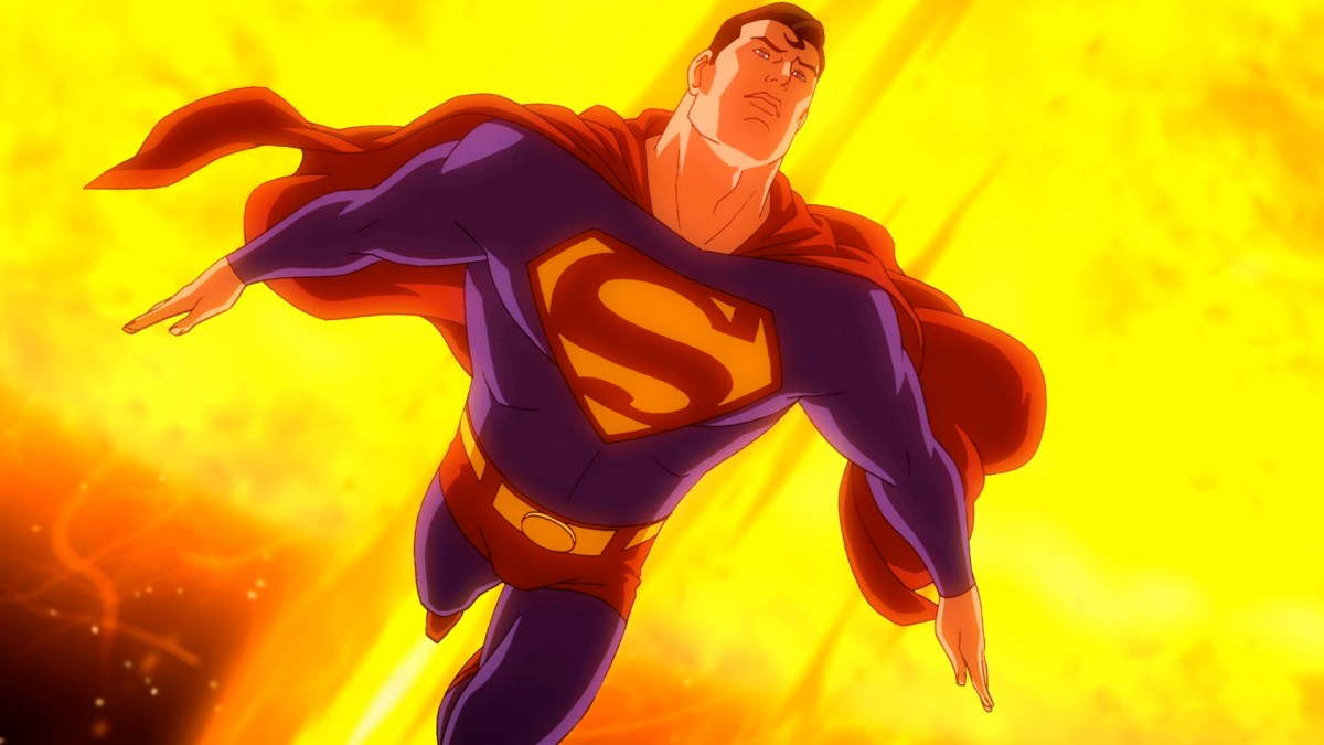 Ranking the DC Animated Movies: Part 1