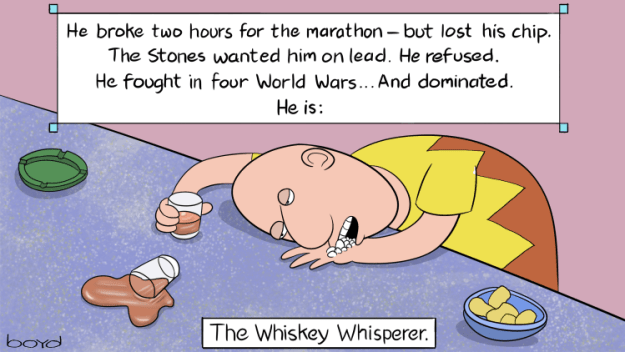 The Whiskey Whisperer