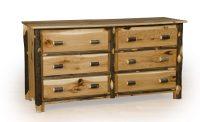 Hickory Bedroom Furniture   Rustic Wood Bedroom Furniture