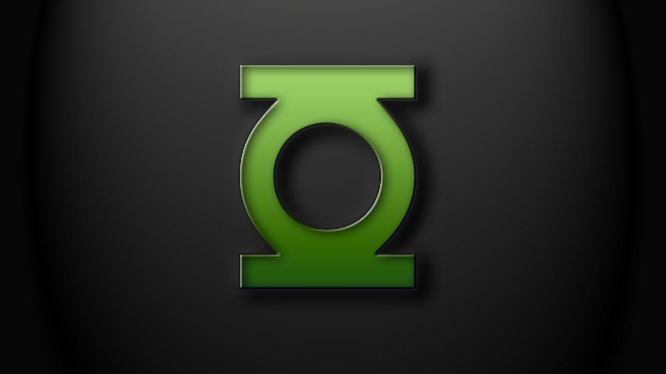 Super Girl Cosplay Wallpaper Green Lantern Logo On Black
