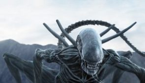 Alien with Spines
