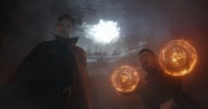 Doctor Strange and Wu