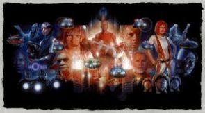 Fifth Element Wallpaper