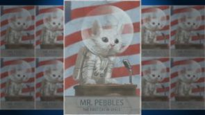 Mr Pebbles First Cat In Space