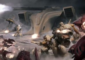 Smooth Space Marines