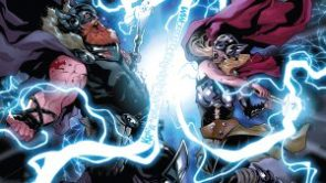 Thor vs Red Beard