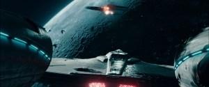 USS Vengeance Detonating