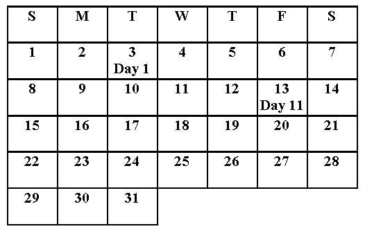 Sample Menstrual Calendar Menstrual Cycle Record Pdf Printable